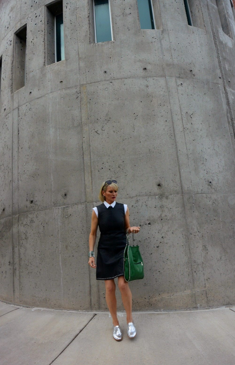 black zara dress 3