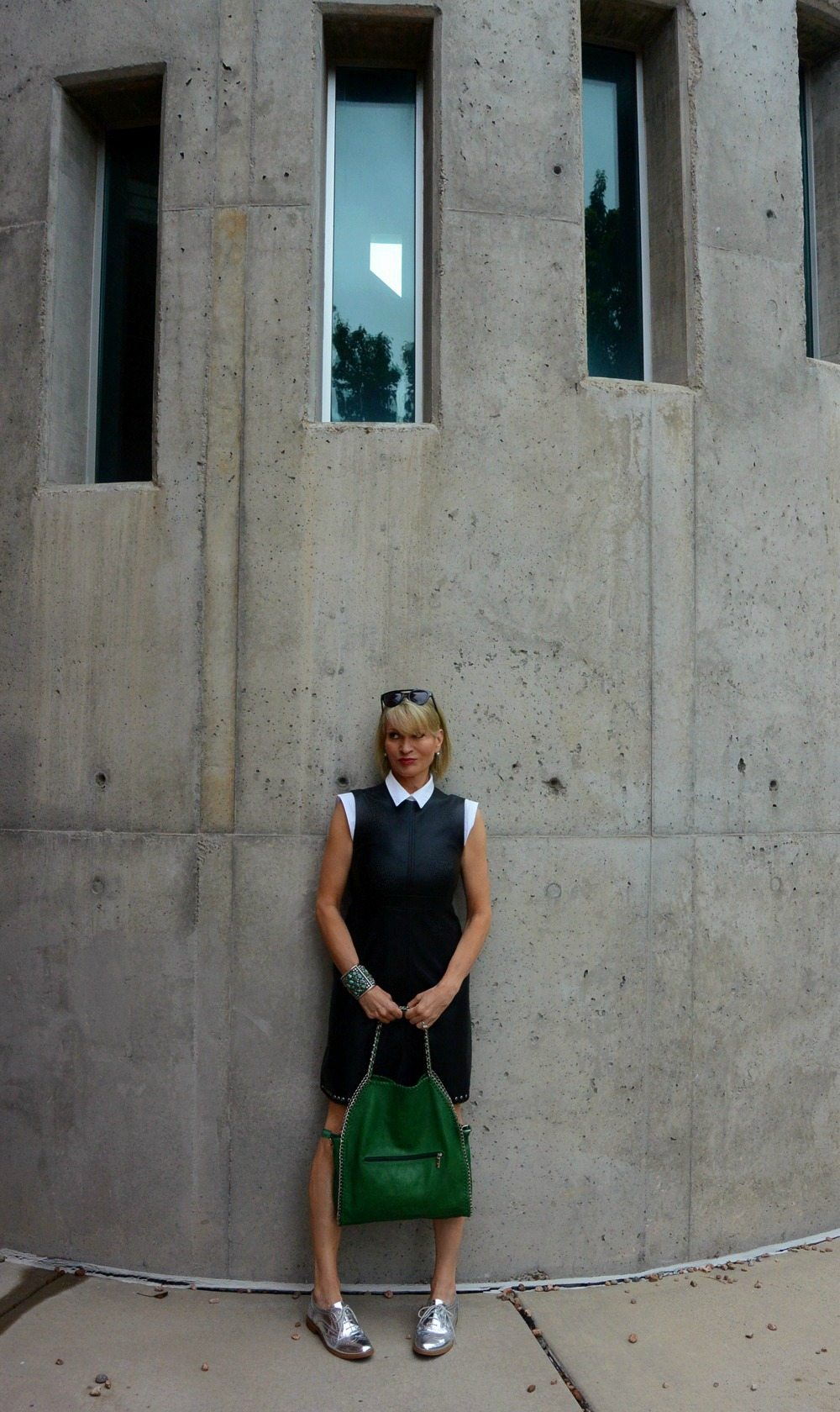 black zara dress 55