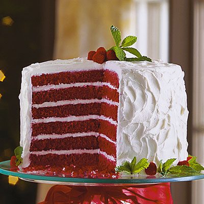 Red Velvet Cake Recipe Buttercooky