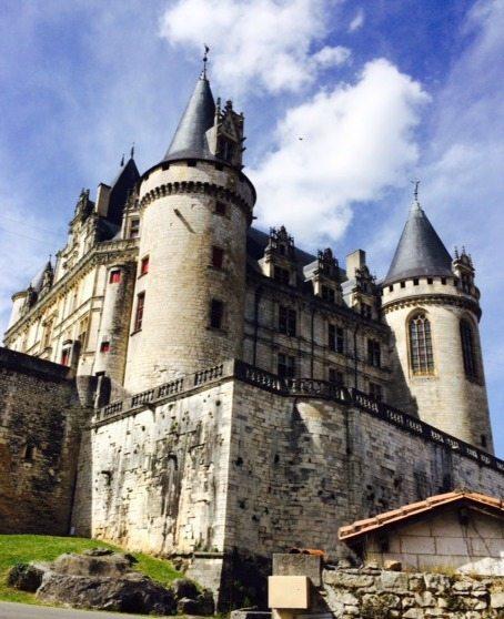 france castle1